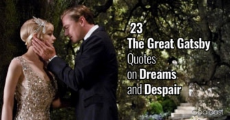 The Great Gatsby Quotes option 2