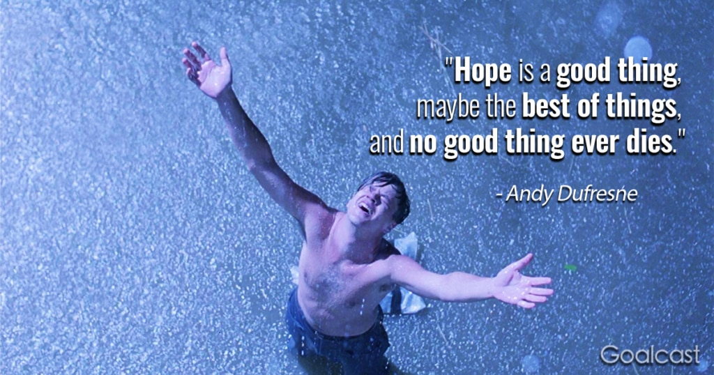The Shawshank Redemption quotes 1 option 3