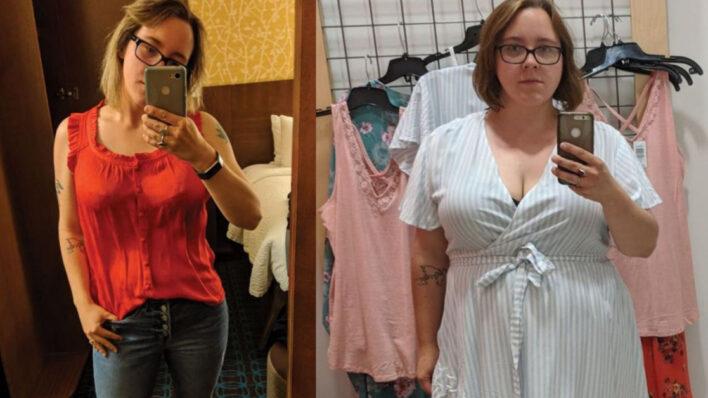 Transformation Story Marissa