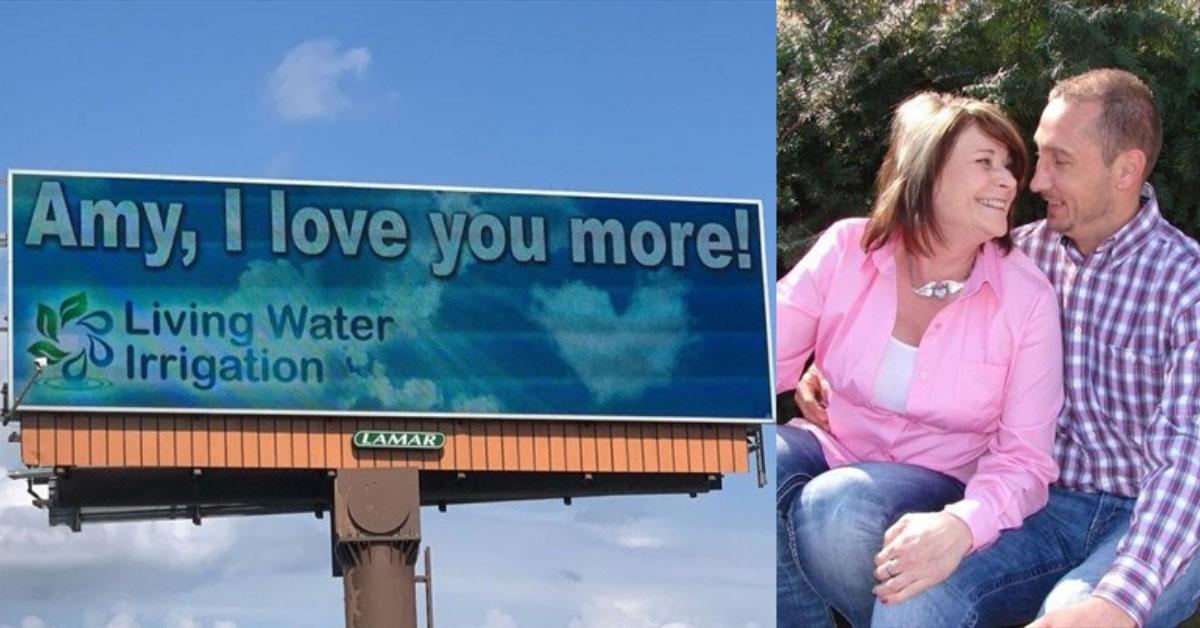 Billboard love