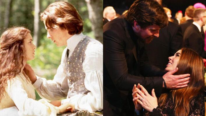 Christian Bale Winona Ryder and Sibi