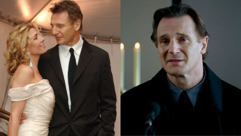Natasha Richardson and Liam Neeson facebook