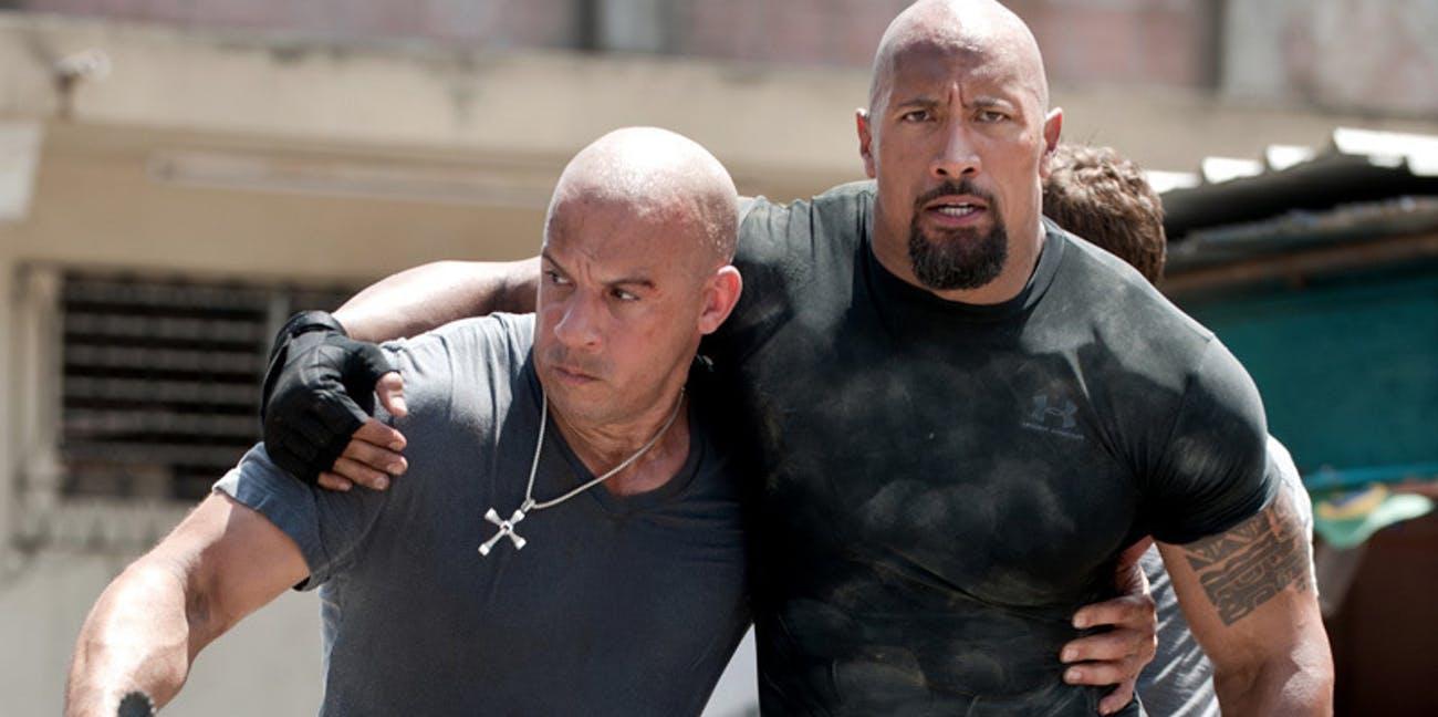 What Vin Diesel and Dw...
