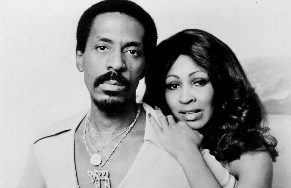 Ike and Tina Turner Portrait