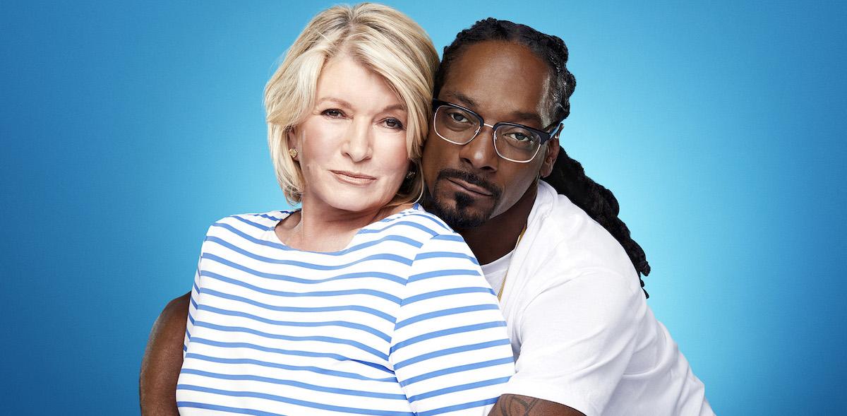 Martha Stewart's Unlikely Best Friend Snoop Dogg Broke All the Rules