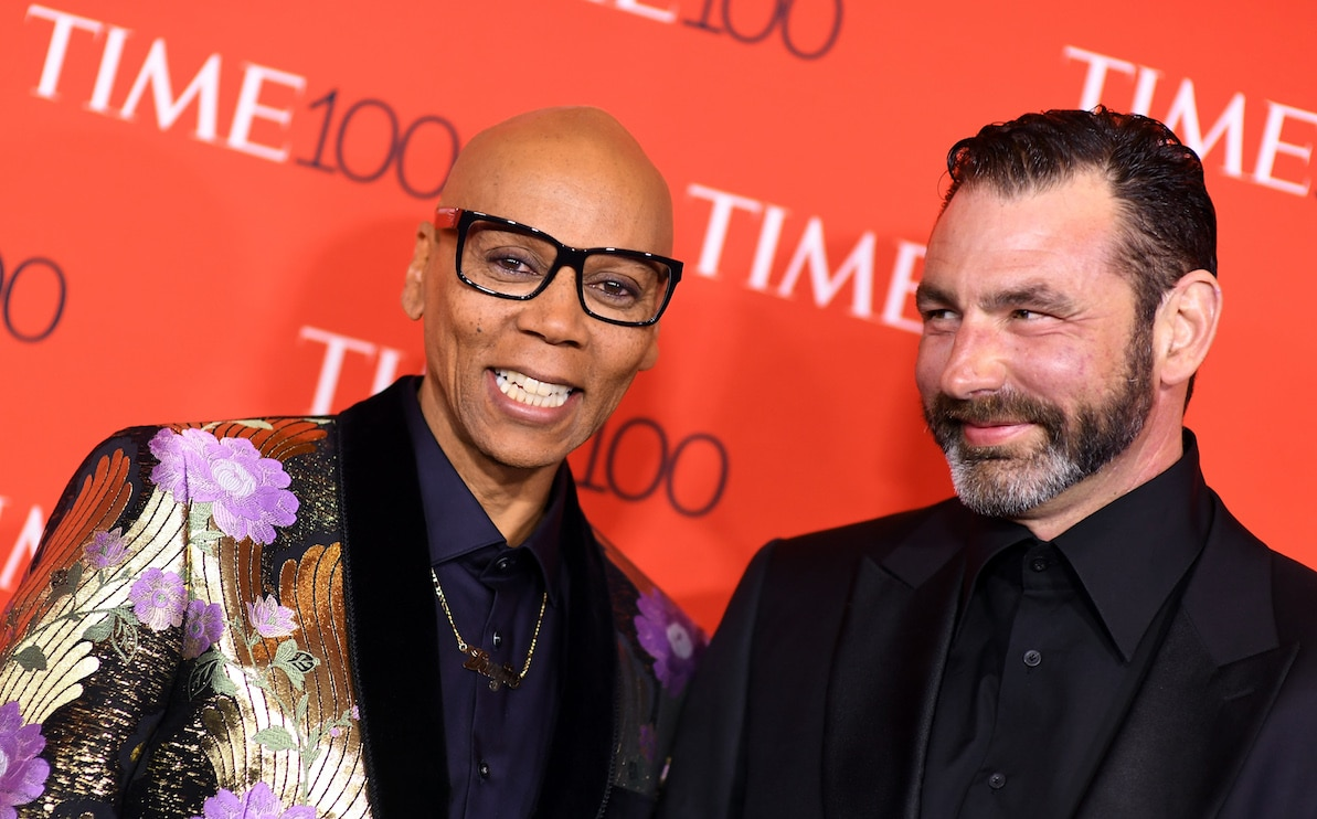 RuPaul and Georges Lebar Reveal the Open Secret to Their 25-Year Relationship