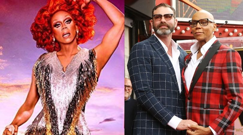 Rupaul And Georges Lebar Reveal The Open Secret To Their 25 Year Relationship Goalcast