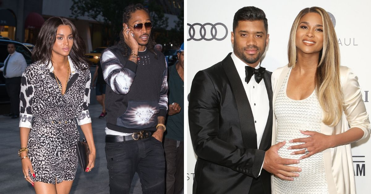 Ciara And Russell Wilson Prove The Power Of Moving On From Toxic Exes Goalcast