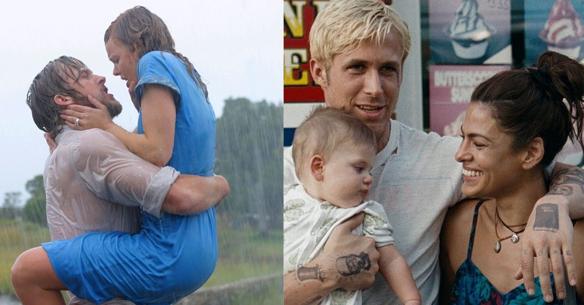 Ryan rachel gosling and mcadams How Old