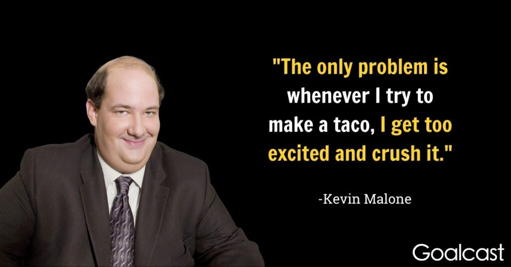 Kevin Quotes from The Office