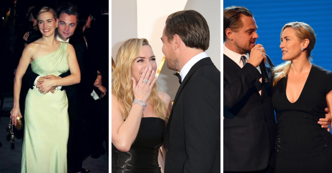 The Moment Kate Knew She Was Going To Be Leo's Friend For Life | Goalcast