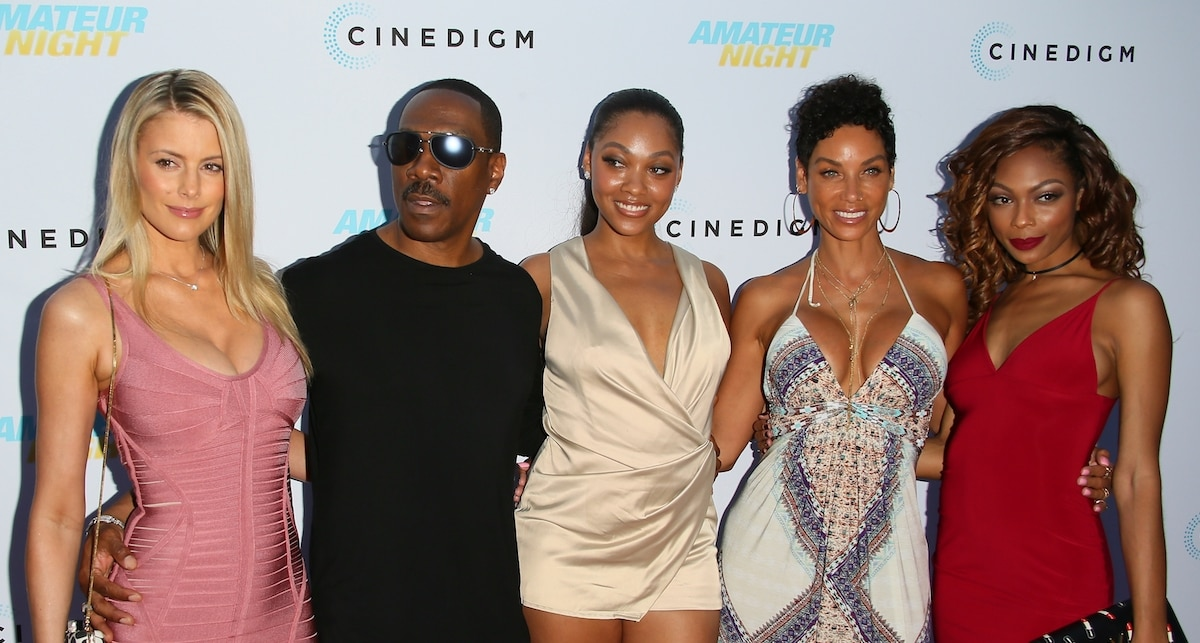 What Eddie Murphy Has To Say About Being A Father To 10 Children If you do not know, we have prepared this. what eddie murphy has to say about