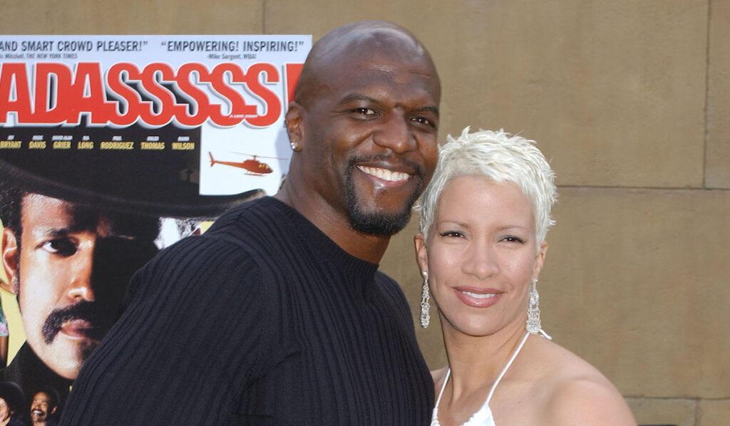 Terry Crews Wife Rebecca