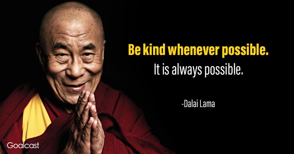 Short kindness quotes
