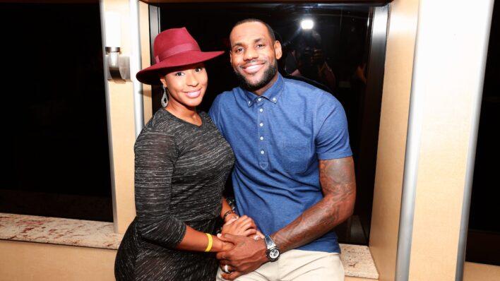 LeBron James Wife