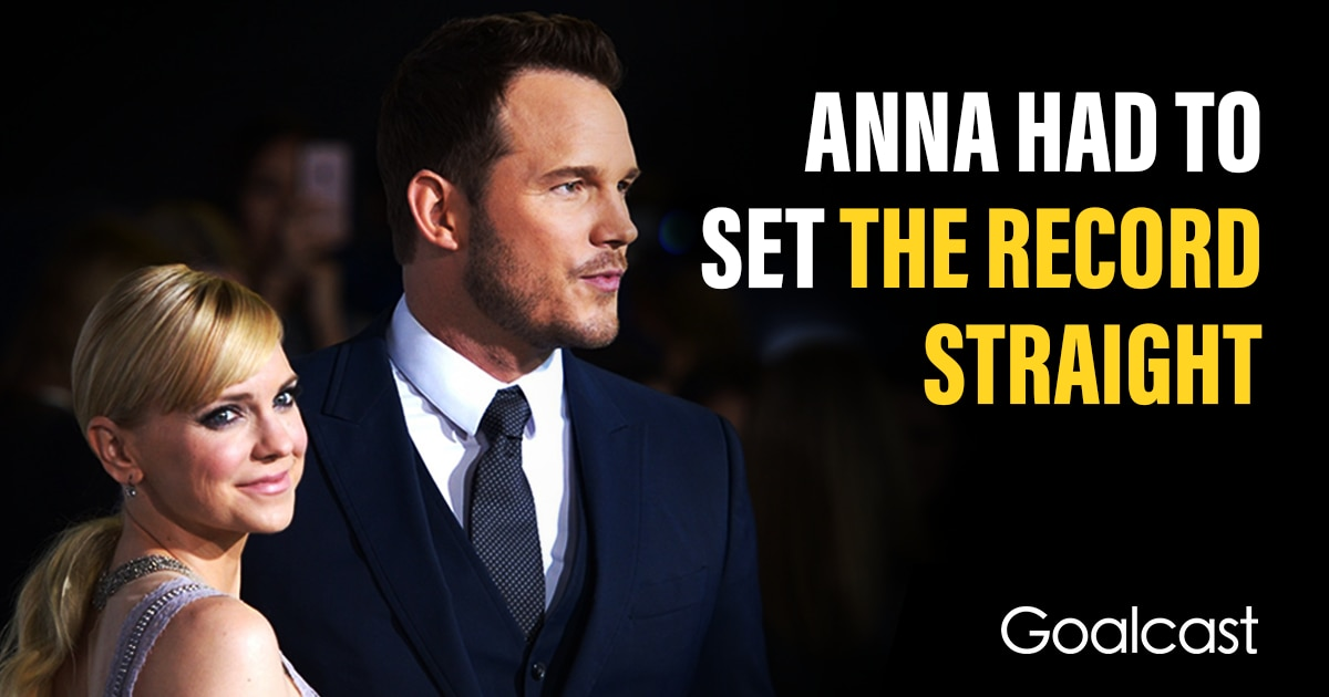 Anna Faris Reveals The Important Lesson She Learned After Her Divorce From Chris Pratt