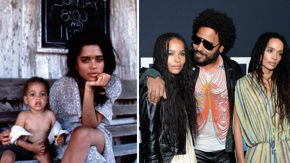 The Truth Behind Zoe Kravitz' Relationship With Her Parents