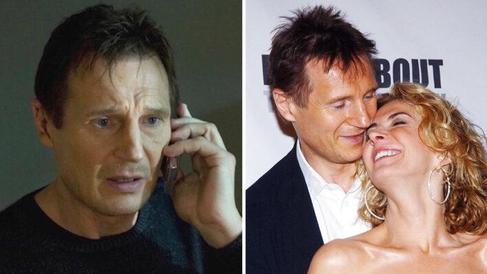 Liam Neeson wife