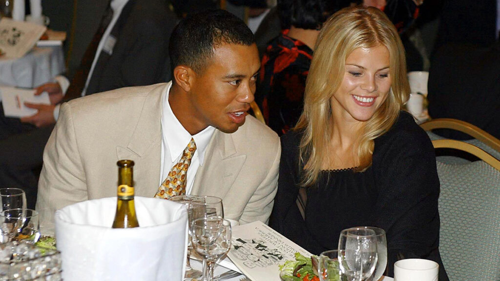 Tiger Woods Elin