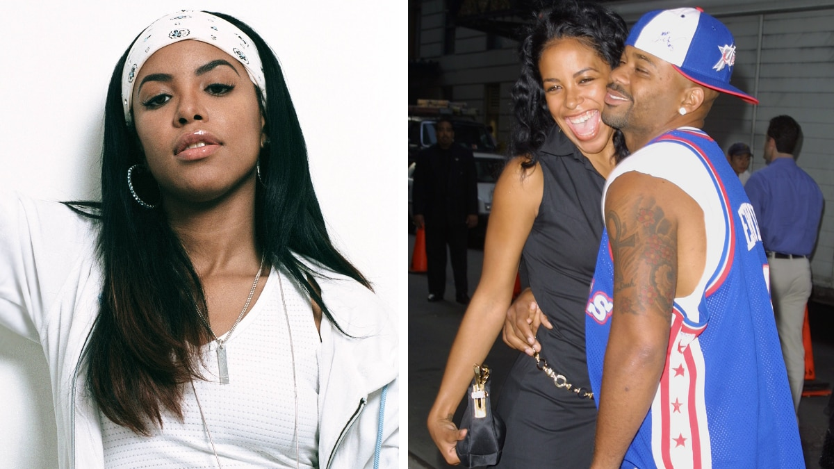 Picture - Aaliyah's Tragic Love Story With Damon Dash Will Teach You To Take Chances