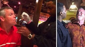 Server Notices Man With Cerebral Palsy Struggling to Eat – Drops Everything To Help Him Enjoy His Meal