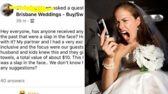 Ungrateful Bride Tries To Shame Best Friend For $10 Wedding Gift – Her Attempt Royally Backfires